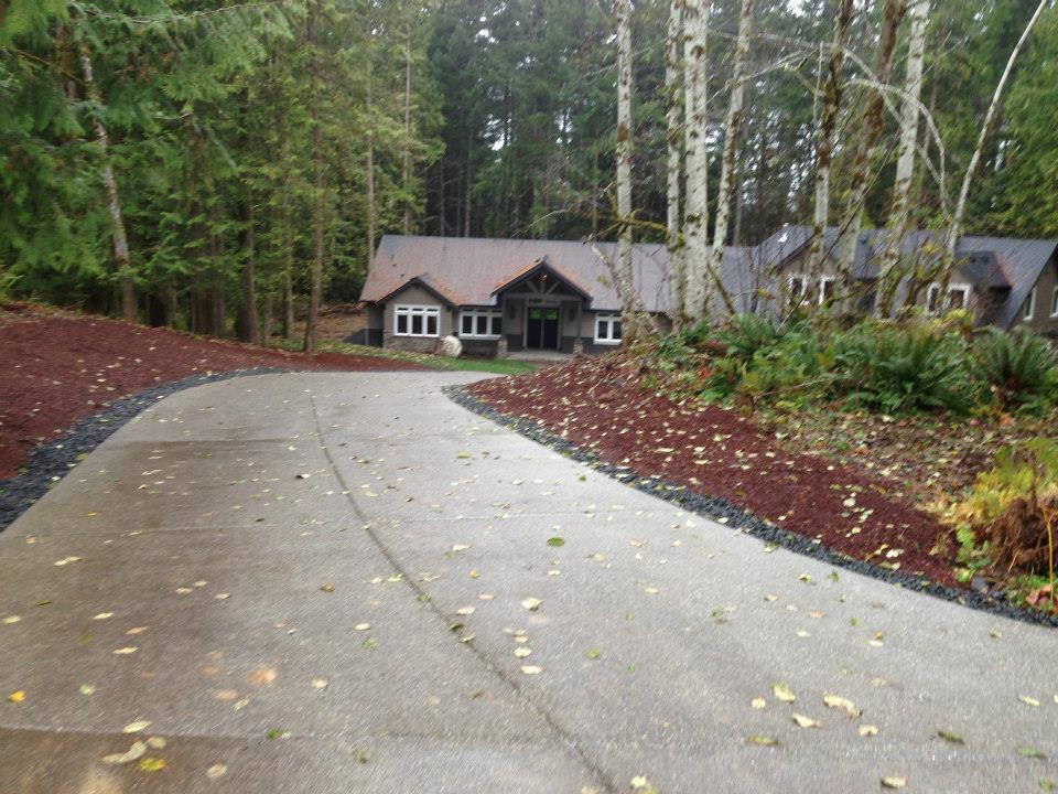 Landscape Driveway